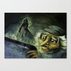 A Christmas Carol Canvas Print