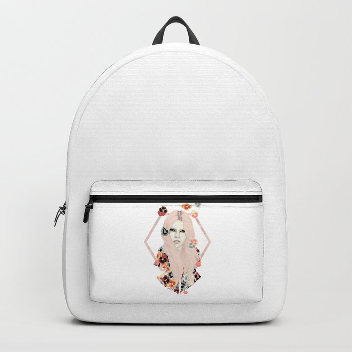 Fall Florals Backpack