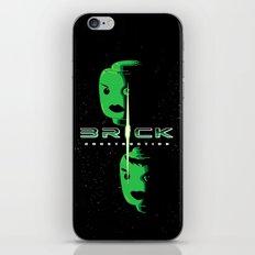 Brick Construction iPhone & iPod Skin