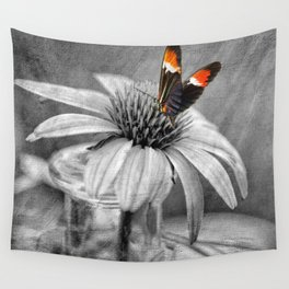 A Touch of Color Wall Tapestry