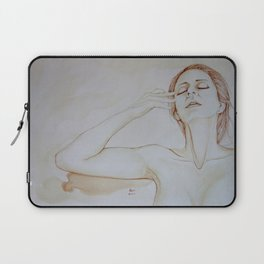 Synthesis of emotions Laptop Sleeve