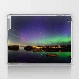 Shooting Star Aurora at Lanes Cove Laptop & iPad Skin