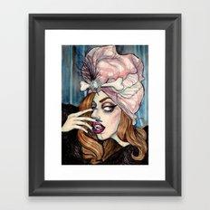 Gagaween Framed Art Print
