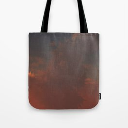 Pink Evening (Cloud series #6) Tote Bag