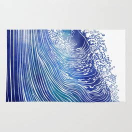 Pacific Waves Rug