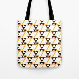 Native Pattern Tote Bag