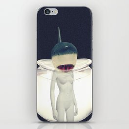 JAWS iPhone Skin