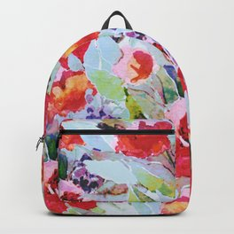 campagne fleurie Backpack