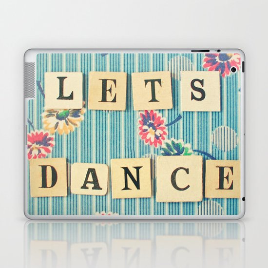 Let's Dance Laptop & iPad Skin