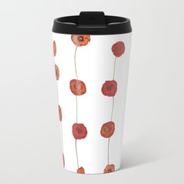 'The pity of war, the pity war distilled.' Travel Mug