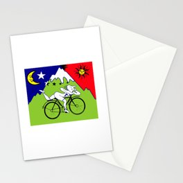 Lsd Bicycle Stationery Cards