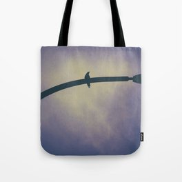URBAN BIRDS - Waiting for Love Tote Bag