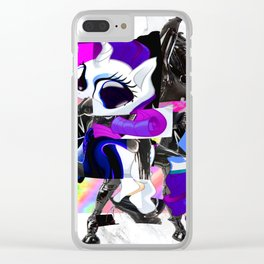 My Little Pony Boy Clear iPhone Case