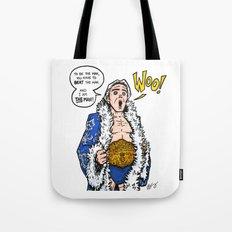 Ric Flair, THE MAN! (WWE, WWF, WCW, NWA) Tote Bag