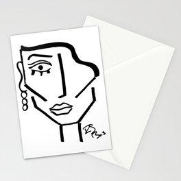 Faire Visage No 72 Stationery Cards