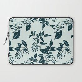 Camellia & Jasmine Sketch Laptop Sleeve