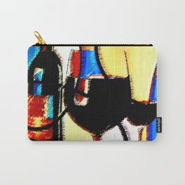 Another Glass of Wine Please Carry-All Pouch