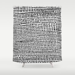 Strands Shower Curtain
