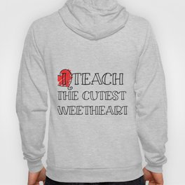 Teacher Valentine's Day Funny Teachers Gifts Men Women Hoody