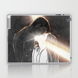 Light is in our hearts. Laptop & iPad Skin