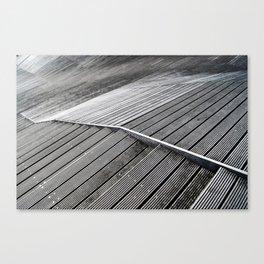 Artificial landscape Canvas Print
