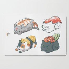 Sushi Cats Cutting Board