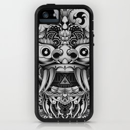 Barong Bali iPhone Case