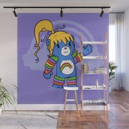 Rainbow Bearite Wall Mural
