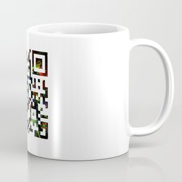 Quick Response Coffee Mug