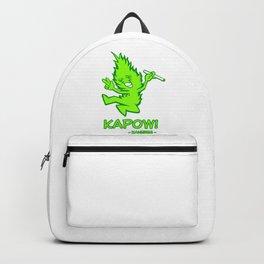 Kapow! - Kanebes Backpack