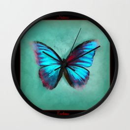 Nature Exotique Wall Clock