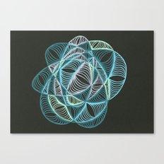 Small Nebula Two Canvas Print