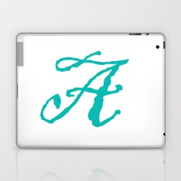 """A"" // Initals // Monograms // Names Laptop & iPad Skin"
