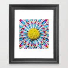 Flower Power! Framed Art Print