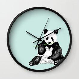 Ailuropoda Wall Clock