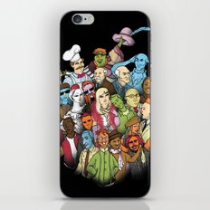 They Were All Human Beings iPhone & iPod Skin