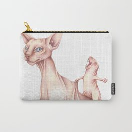 Yeehaw! Carry-All Pouch