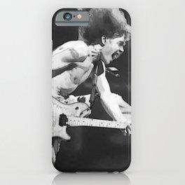 eddie van iPhone Case