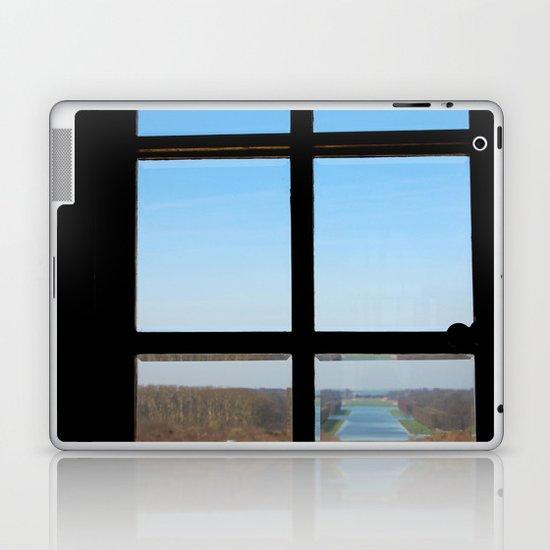 Clear Laptop & iPad Skin