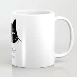 The Cat Says Meow! Coffee Mug