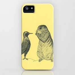 The Big Secret iPhone Case