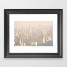 West Side Framed Art Print