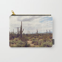 Under Arizona Skies Carry-All Pouch