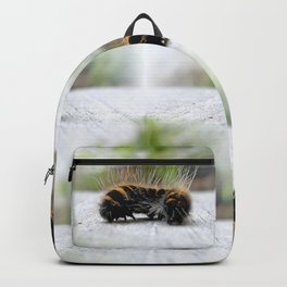 Wannabe Tiger (Fox Moth Caterpillar) Backpack