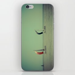 Voilier iPhone Skin