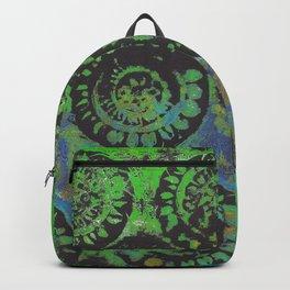 Green Dancers Backpack