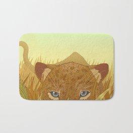 Leopard Bath Mat