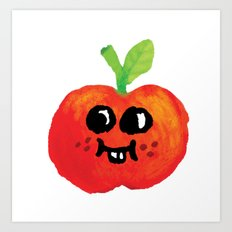 Apple Cutie Art Print