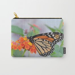 The Monarch Has An Angle Carry-All Pouch