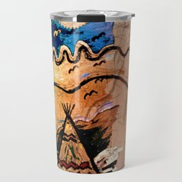 Chief Seattle's Letter  Travel Mug